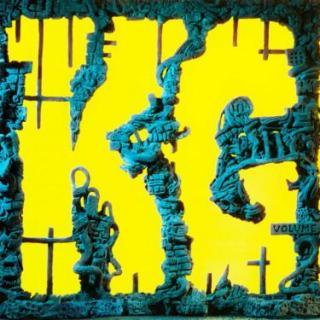 K.G. - WIZARD K.GIZZARD & THE L. [CD album]
